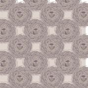 Lewis & Irene Autumn Fields - 4230 - Mouse in Nest, Grey - A115.1 - Cotton Fabric